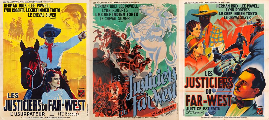 box-office Paris - Semaine du 30 mai au 5 juin 1945