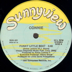 Connie - Funky Little Beat