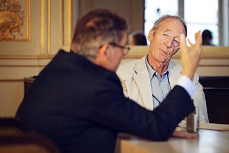 © Thomas Laisné pour Télérama