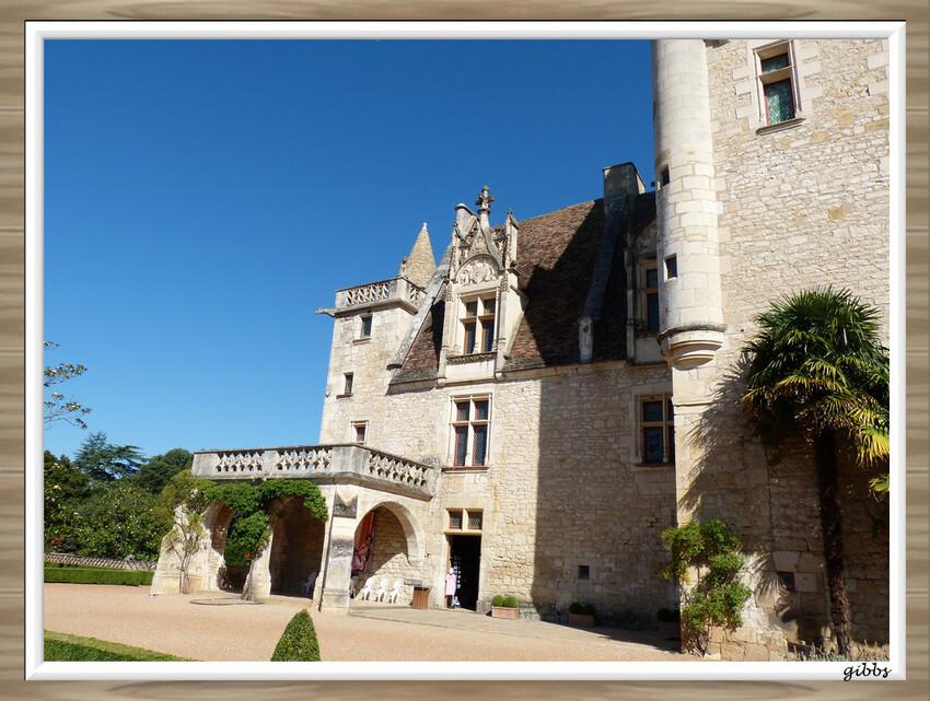 Le Château des Milandes (Castelnaud-la-Chapelle 24)