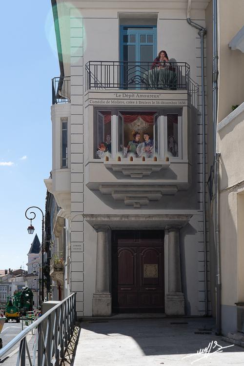 Étrangetés à Béziers