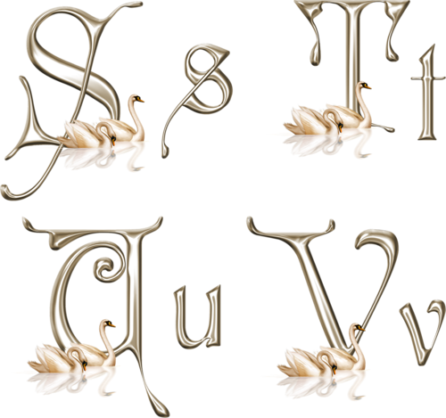 Alphabets 14