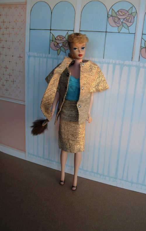 Vintage Barbie : Gold 'N Glamour