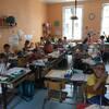 Classe de CE1, Mme Krauser