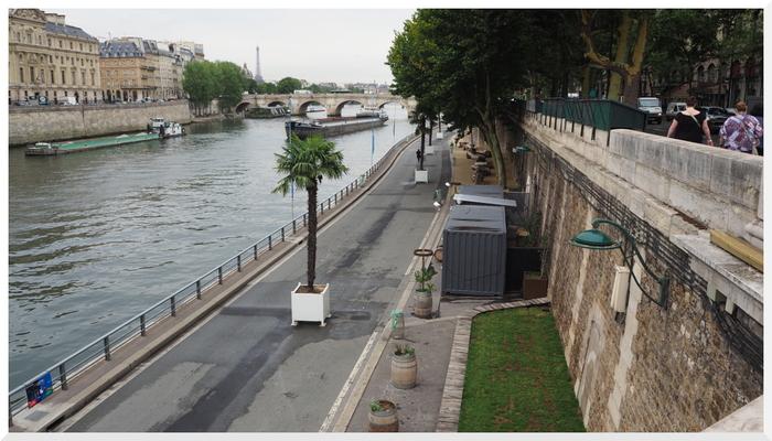 Paris Plage 2017.