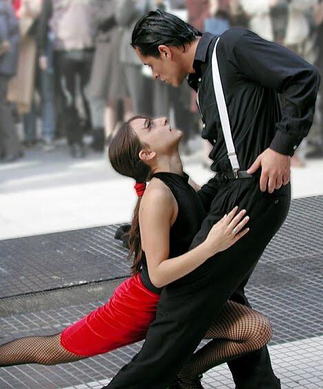TANGO ROXANNE     Tango