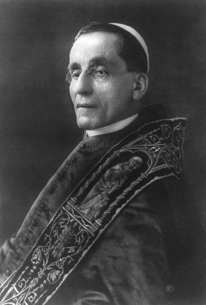 Image illustrative de l'article Benoît XV