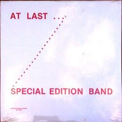 Special Edition Band - At Last - Complete LP