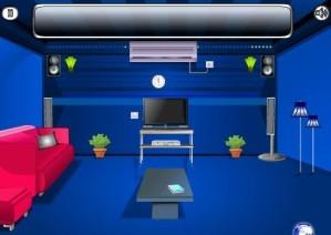 Games2World - Living room escape