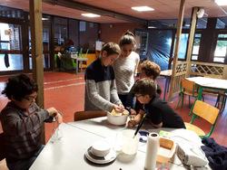 Les 5D pâtissiers