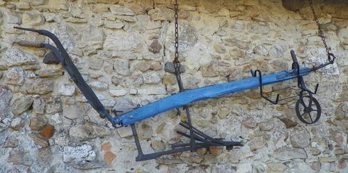 Petit patrimoine à Montbreyzieu