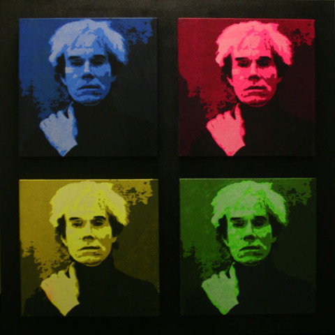 Minute culture : Andy Warhol