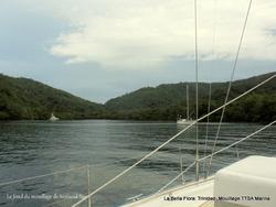 Navigation vers Trinidad