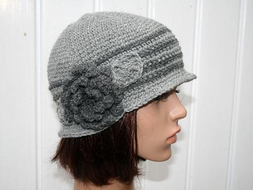 """Défi chez Khanel """"Une époque"""" Le chapeau"""