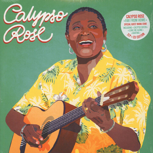Calypso Rose - Far From Home (2016)