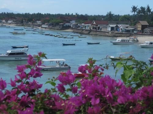 Depart de Nusa Lembongan