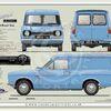 Escort Mk1 classic van