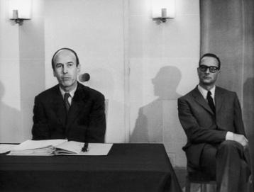 Chirac : dur de cheffer à Matignon
