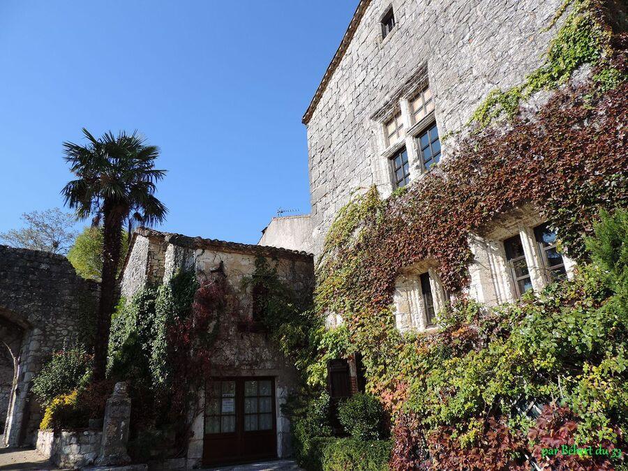 Pujols dans le Lot et Garonne