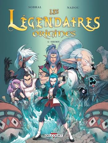 Les légendaires Origines - Tome 04 Shimy - Sobral & Nadou
