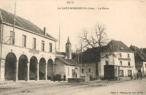 La Bâtie-Mongascon (38)