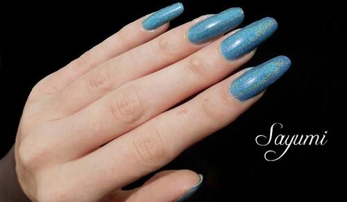 Dolci Sguardi - 08 Bleu Holographique