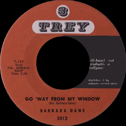 "Barbara Dane : Album "" On My Way "" Capitol Records ST 1758 [ US ]"