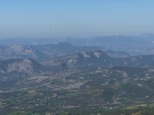 Pic de Savernes (Saint Jean - Montclar)