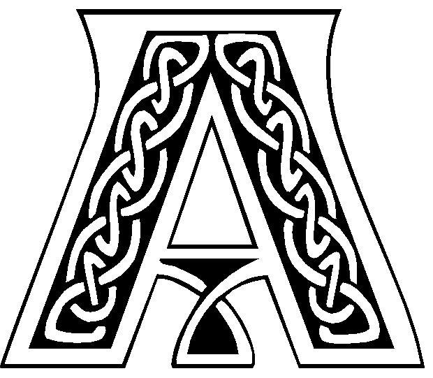 Les Lettrines Celtiques Chez Val 10