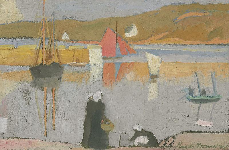 La Galerie d'Emile Bernard