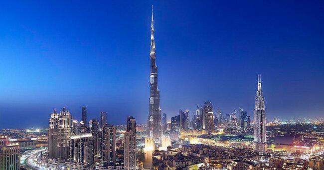Dubaï lance la construction titanesque de la plus haute tour du monde