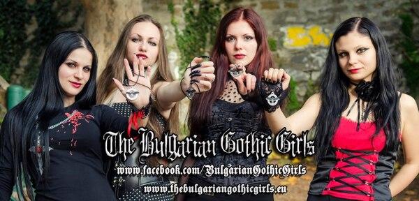 Bulgarian Gothic Girls