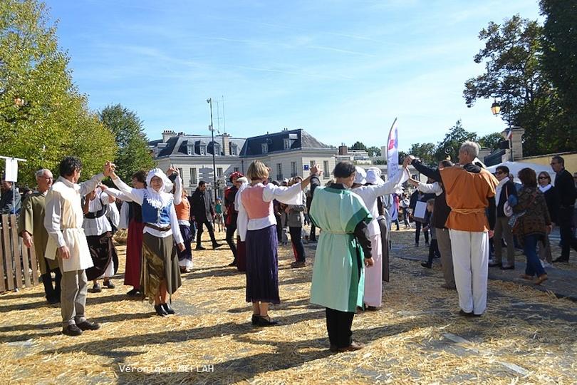 Rambouillet : La Saint Lubin - les 15èmes Comices agricoles