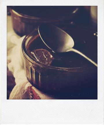 Crème au café et au caramel
