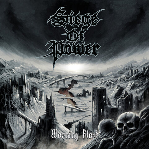 "SIEGE OF POWER - ""Mushroom Cloud Altar"" (Clip)"