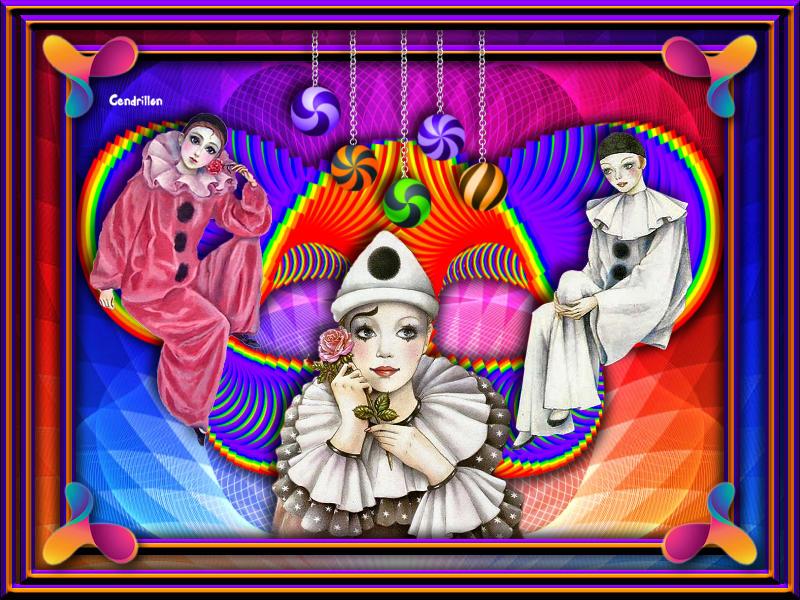 Pierrot - Jemima
