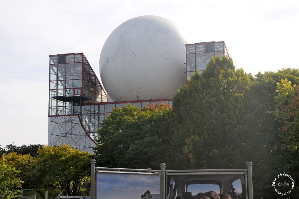 Visite du Parc du Futuroscope (5) Mes vacances avec mon amie Noisette en septembre 2012