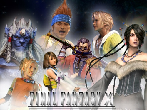 Le retour de Final Fantasy X HD ?