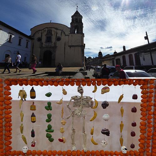 MEXIQUE ARTISANAT : MUNDO INFRAMUNDO OTROMUNDO - 5