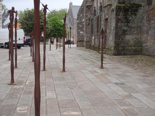 Manuel de survi pour stationner à Guérande