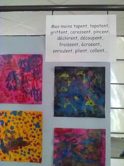 "Exposition ""Les mains"""