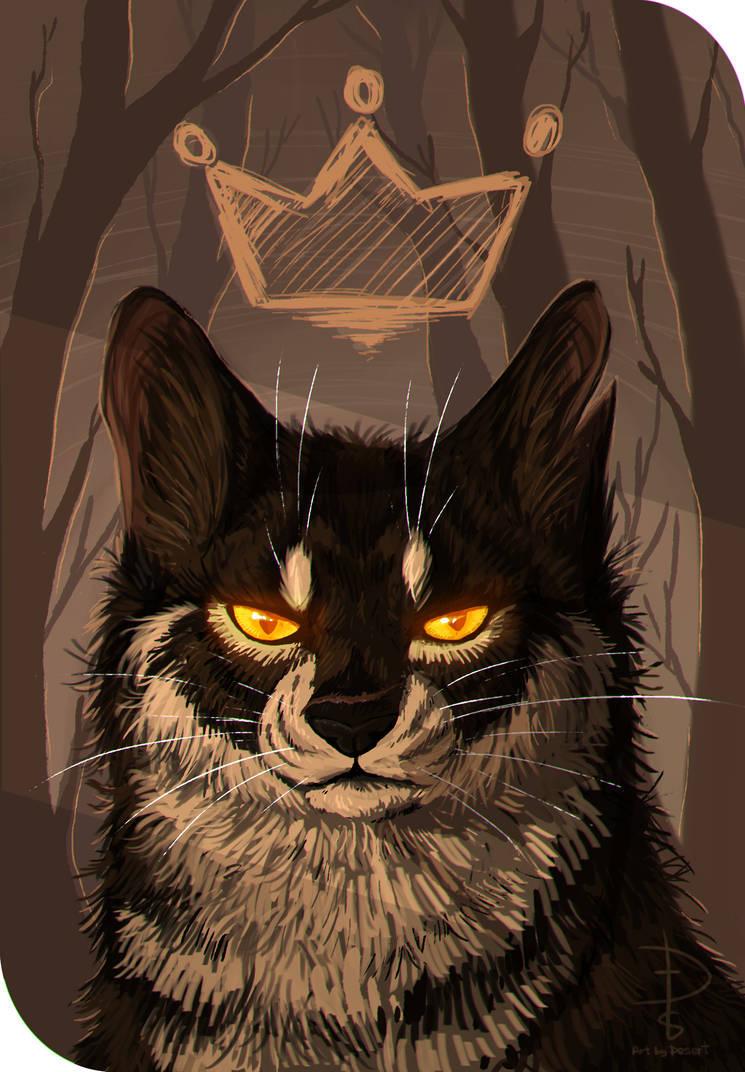 Chefs du Clan de l'Ombre - Warrior Cats Project