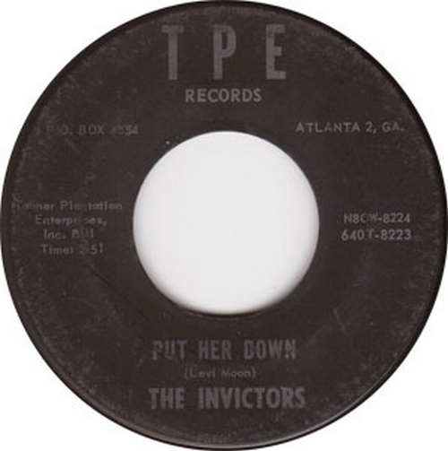 The Invictors : Put Her Down