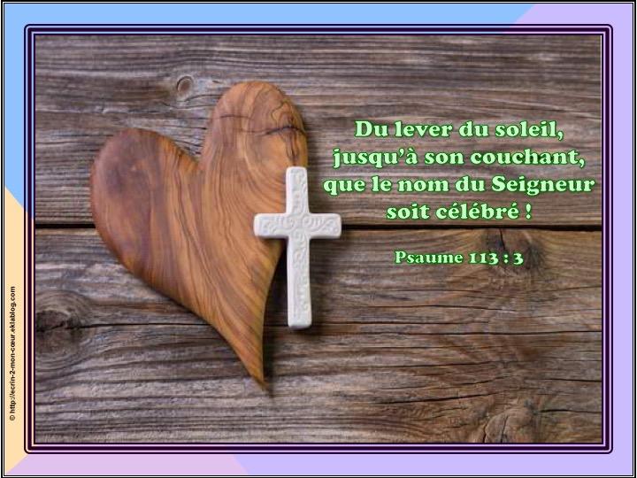 Ronde Versets du coeur 97