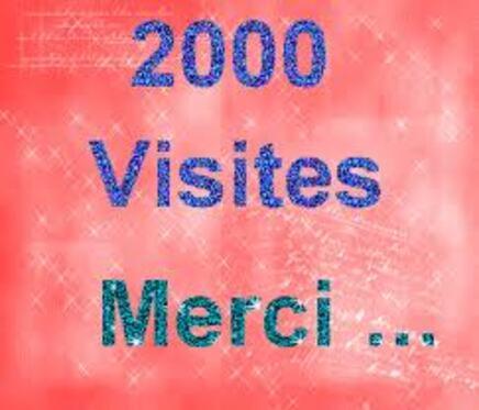 2000 mercis!