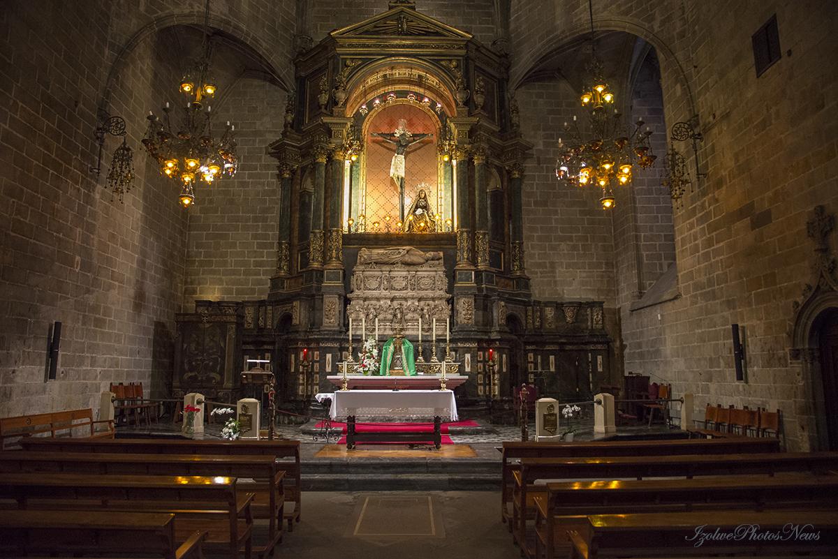 Barcelone, la cathédrale