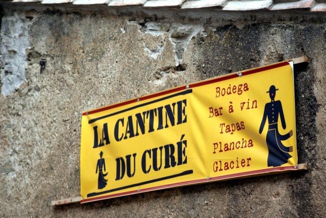 Cantine du Curé 19814