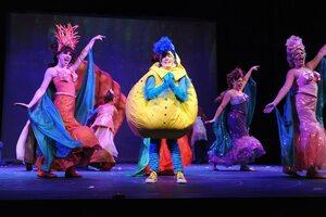 dance ballet disney little mermaid