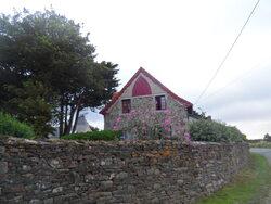 la côte bretonne au plus près