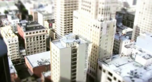 San Francisco: The Miniature City